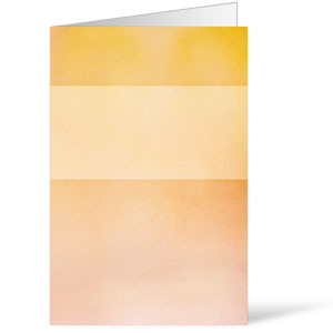 Watercolor Orange Bulletins