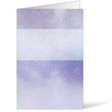 Watercolor Purple Bulletin