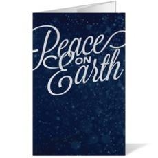 Peace On Earth Bulletin