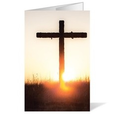 Cross and Sunrise Bulletin