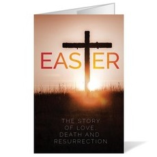 Easter Cross Bulletin