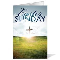 Easter Hillside Bulletin