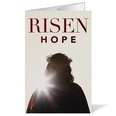 Risen Hope Bulletin