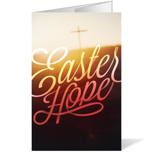 Easter Hope Script Bulletins