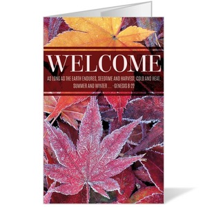 Frosted Leaves Bulletins
