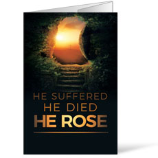 Suffered Died Rose Bulletin