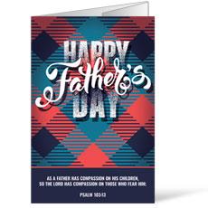 Fathers Day Argyle Bulletin