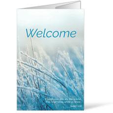 Welcome Season Winter Bulletin
