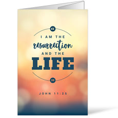 Resurrection and the Life Bulletin