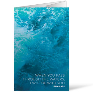 Waters Isaiah 43 Bulletins