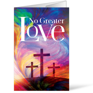 No Greater Love Bulletins