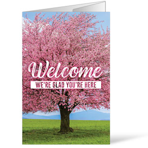 Inspirational Trees Spring Bulletins
