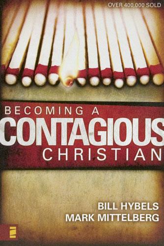 contagious christian book - church media