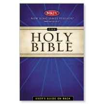 Holy Bible NKJV  Outreach Books
