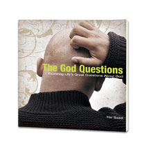 The God Questions: Gift Book Book