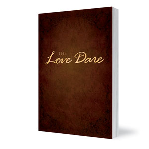 The Love Dare & Bumper Sticker