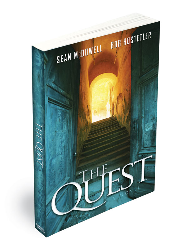 the quest book - church media