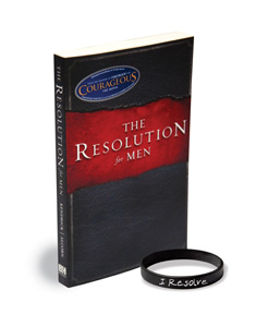 Resolution Book: Men Outreach Books