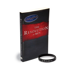 Resolution Book: Men Book