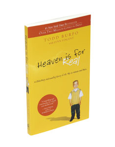 Heaven is for Real Outreach Books