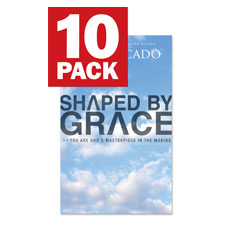 Shaped by Grace Book