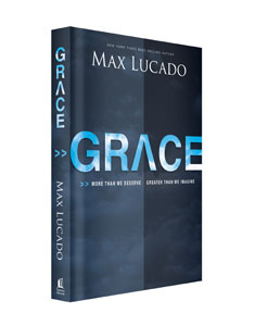 Grace: Max Lucado Outreach Books