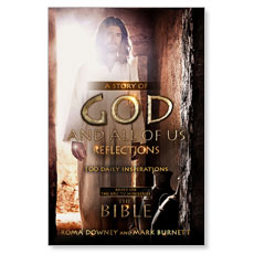A Story of God And All Of Us Devotional Book