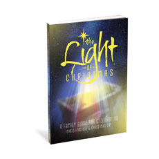 The Light of Christmas Book
