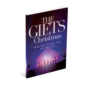The Gifts of Christmas Advent Gift Book Outreach Books