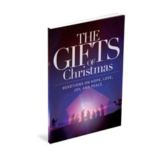 The Gifts of Christmas Advent Book