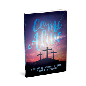 Come Alive Easter Journey Outreach Books
