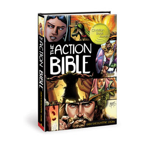 The Action Bible Outreach Books