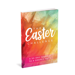 The Easter Challenge Outreach Books