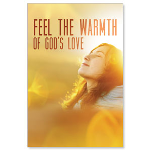 Feel The Warmth LED LightBox Graphics