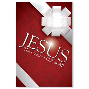 Jesus Greatest Gift LED LightBox Graphics