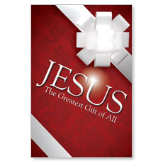 Jesus Greatest Gift LED LightBox Graphic