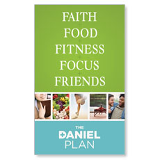 Daniel Plan LED LightBox Graphic