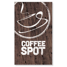 Coffee Spot LED LightBox Graphic