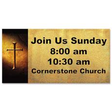 Stone Cross Banner