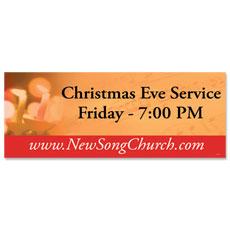 Christmas Eve Banner