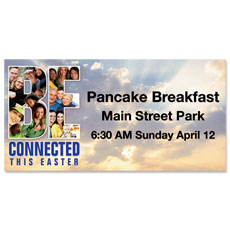 Be Connected Banner