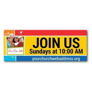 VBS Youre Invited Banners