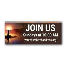 Celebrate Resurrection Banner