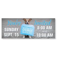 Doggone Invited Banner