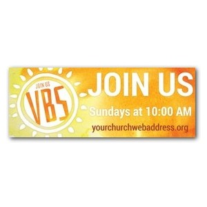 VBS Sunny Banners