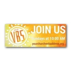 VBS Sunny Banner