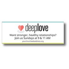 Deep Love Banner
