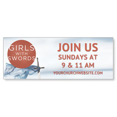 Girls With Swords Banner