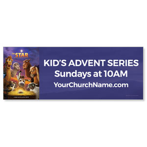 The Star Movie Advent Series for Kids ImpactBanners