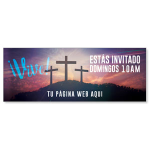 Come Alive Easter Journey Spanish ImpactBanners